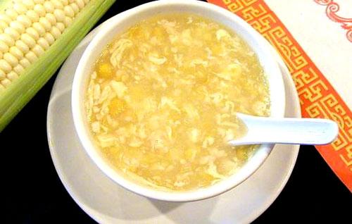 ngộ độc thực phẩm, ăn súp
