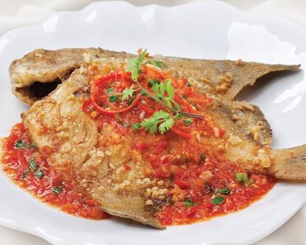 Kết quả hình ảnh cho hình ảnh cá chim món sốt chua ngọt